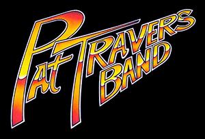 Pat Travers Logo
